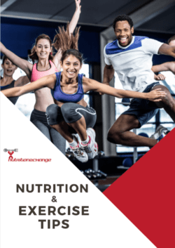 nutrition and exercise tips product image