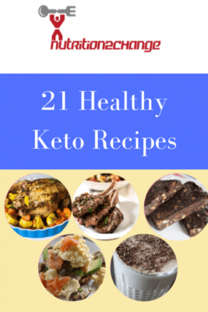 21 Healthy Keto Recipes