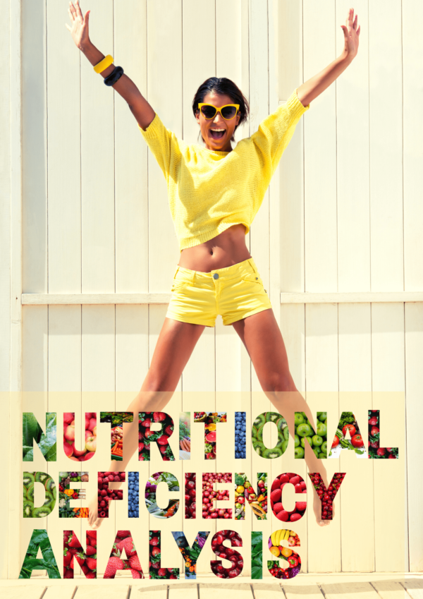 nutrition and deficiency analysis