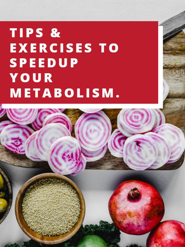 speed up metabolism guide
