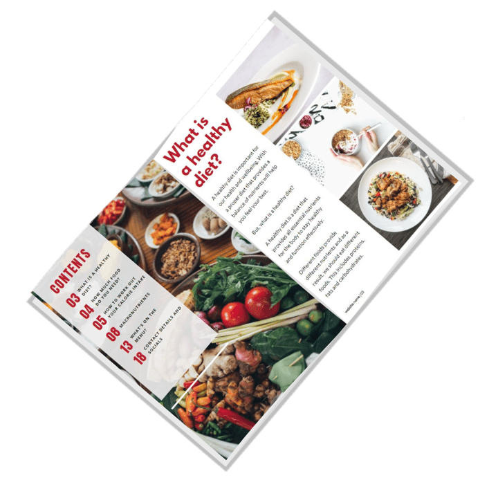 healthy eating guide preview