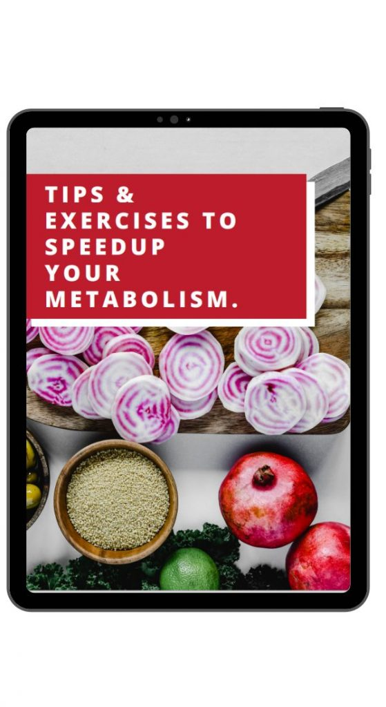 preview of guide to faster metabolism