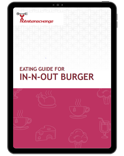 eating guide for IN-N-OUT-BURGER